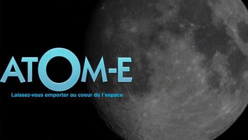 Affiche officielle ATOM-E (image ATOM-E)
