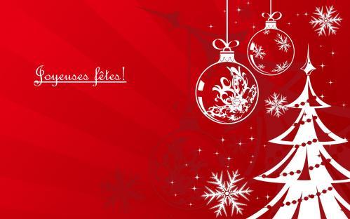 Joyeuses fêtes! (image Google)