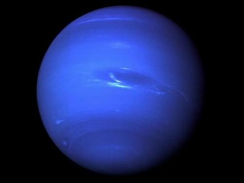 Photo de la planète Neptune (image Hubble)