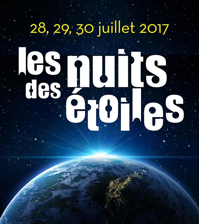 Affiche nuits des etoiles 2017 image afa