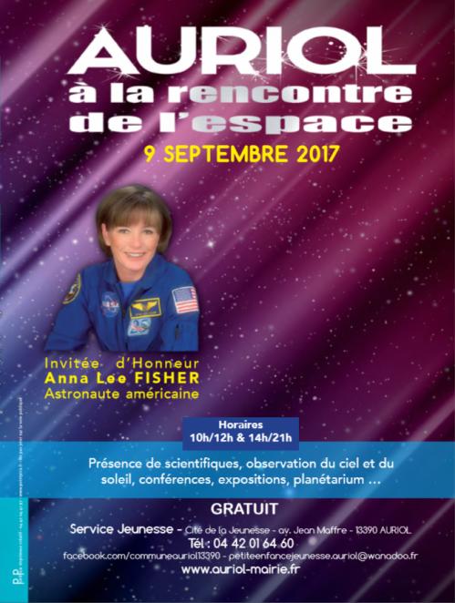 Auriol à la Rencontre de l'Espace 2017