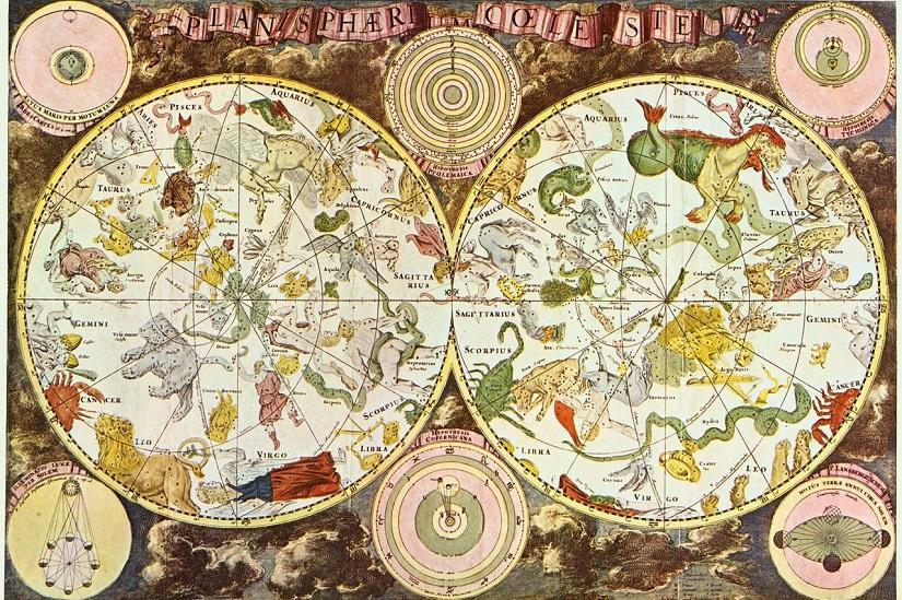 Histoire: l'astronomie, la plus ancienne des sciences...