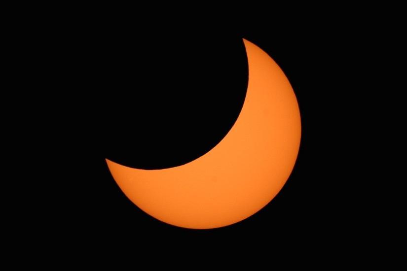 Jeudi 10 Juin : Ne manquez pas l'éclipse solaire !