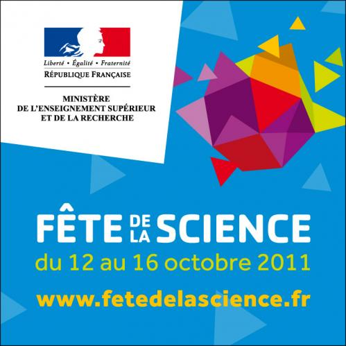 Fête de la Science 2012 (affiche officielle)