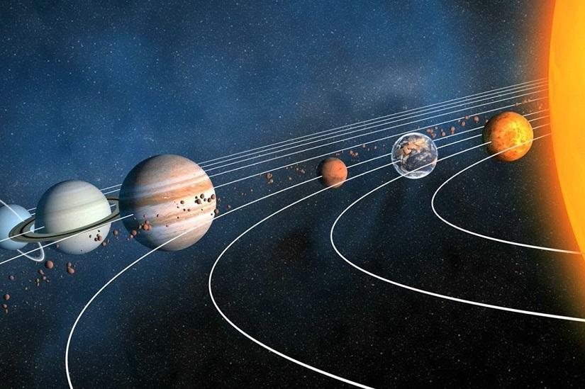 Partez à la découverte du système solaire !