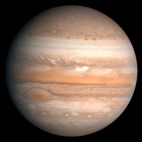 Photo de la planète Jupiter (image Google)