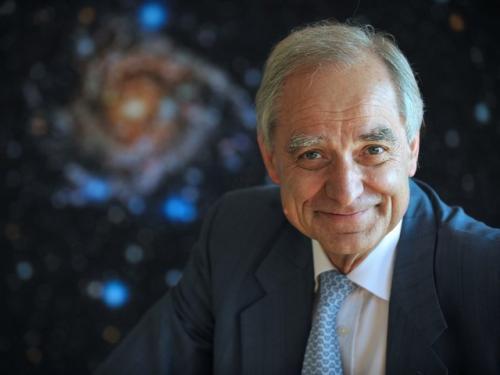 L'astronome André Brahic (image Forumchangerdere)