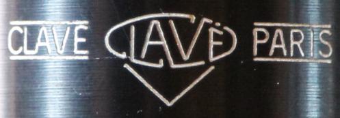 Logo Clavé Paris (image L'Astronome Eclipse)