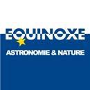 Logo Équinoxe Astronomie (image Medas)