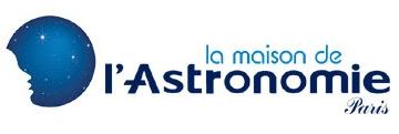 Logo Maison de l'Astronomie Paris (image Maison de l'Astronomie)