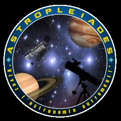 Logo officiel Astropleiades (Version 2017)
