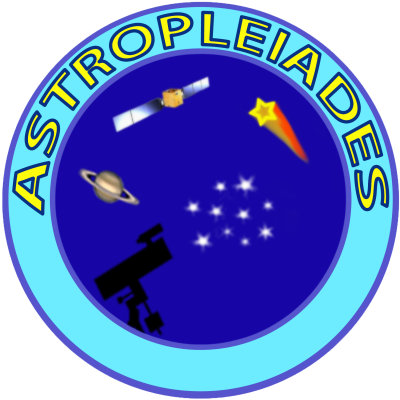 Logo officiel Astropleiades (Version originale)