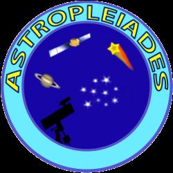 Logo officiel Astropleiades (Version originale)