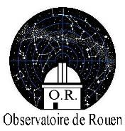 Logo officiel de l'Observatoire de Rouen (image Obs. Rouen)