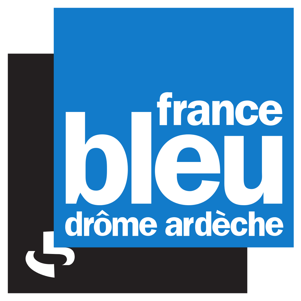 Logo officiel France-bleu Drôme-Ardèche (image Radio-France)