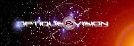 Logo optique et vision image ovision