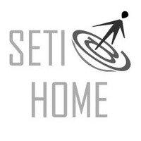 Logo seti at home image seti