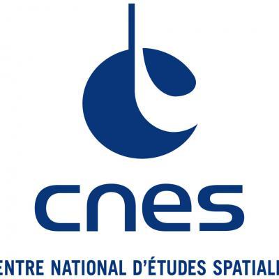 Logo officiel CNES (image CNES)