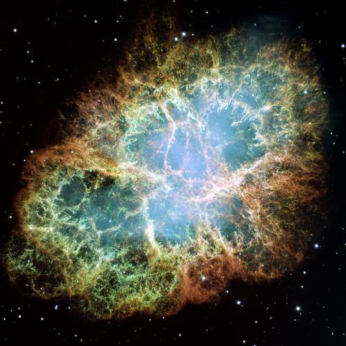 Messier 1 (image Hubble)