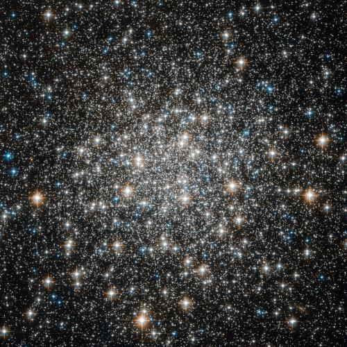 Messier 10 (image Hubble)