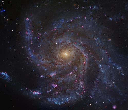Messier 101 (image Robert Gendler)