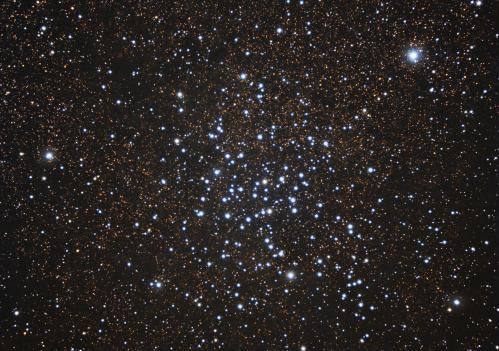Messier 23 (image Sergio Eguivar)