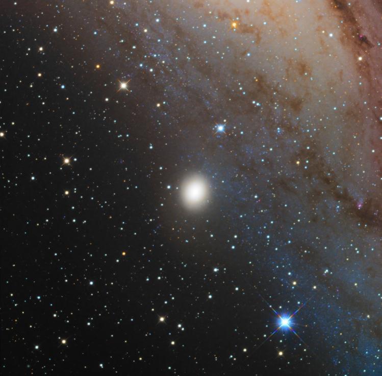 Messier 32 (image Fabrizio Francione)
