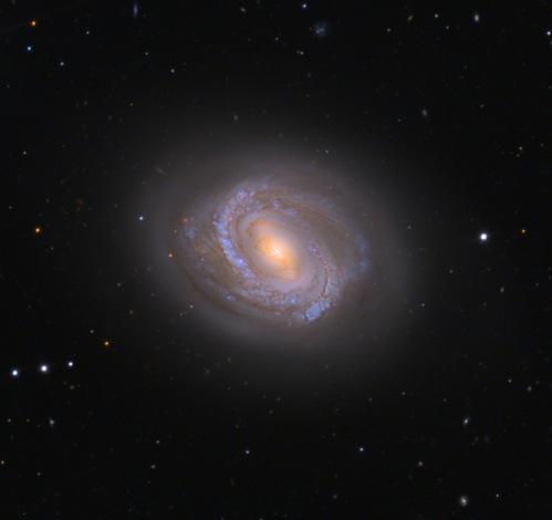 Messier 58 (image Adam Block)