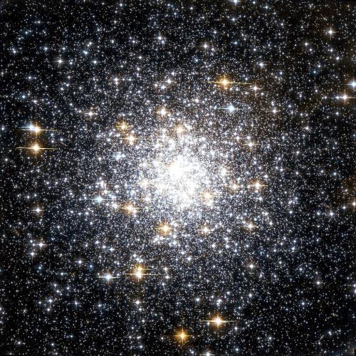 Messier 69 (image Hubble)