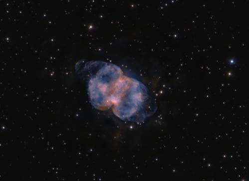 Messier 76 (image Ken Crawford)