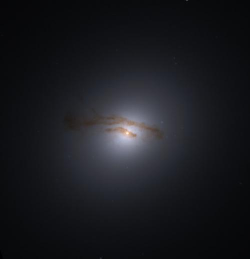 Messier 84 (image Hubble)