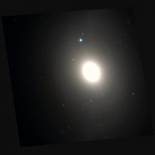 Messier 85 (image Hubble)