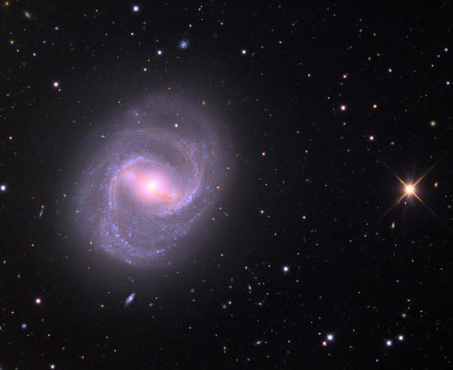 Messier 91 (image Jschulman555)