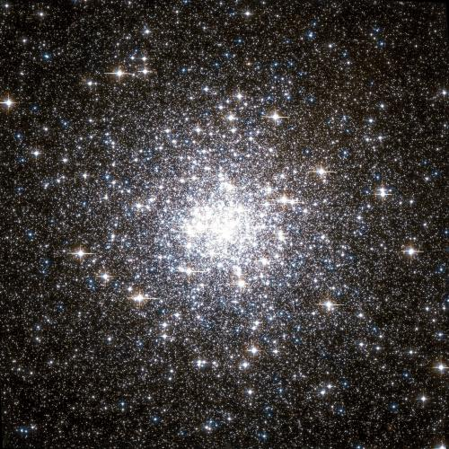 Messier 92 (image Hubble)
