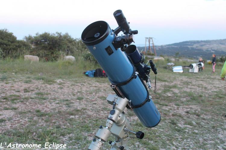 Newton 150-1200 (image L'Astronome Eclipse)
