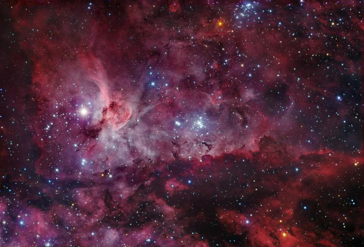 NGC-3372 (image Robert Gendler)