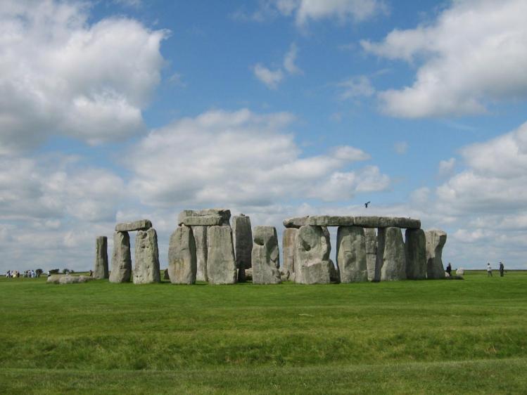 Stonehenge (image freephotooftheday)