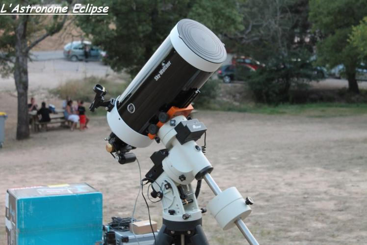 Télescope Skywatcher Maksutov 150mm (image L'Astronome Eclipse)