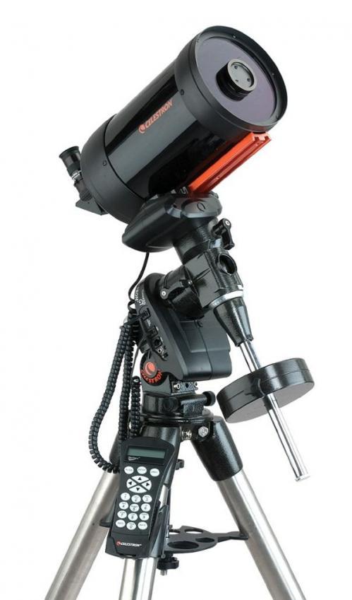 Télescope de type Cassegrain (image Celestron)