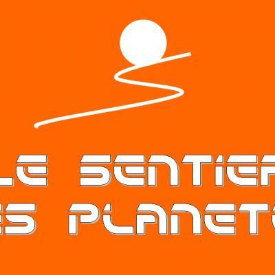 Logo officiel Sentier des Planètes
