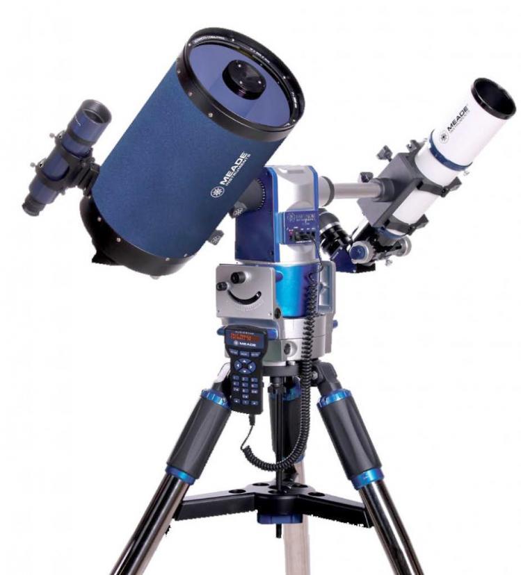 Image d'un télescope Meade LX80 (image Meade)